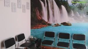 Foto Sala de Espera
